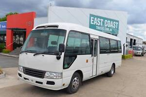 TOYOTA COASTER STANDARD ** BUS ** LOW KLMS **  #5020 Archerfield Brisbane South West Preview