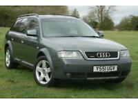 Audi Allroad 2.5TDI Quattro Manual