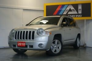 2010 Jeep Compass North Edition  FWD Alloy
