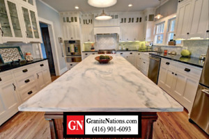 $1199 kitchen granite /Quartz counter top (( )) 647-274-2047