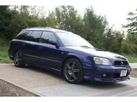 2000 Subaru Legacy 2.0 Twin Turbo (GTB) MANUAL, LOW MILEAGE, ESTATE, IMMACULATE