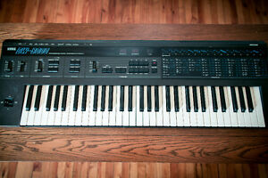 Korg DW8000 synth