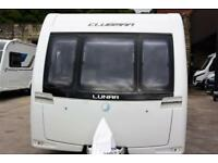 Lunar Clubman SE 2014, 4 berth, end washroom, fixed double bed, alko ATC