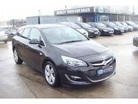 Vauxhall/Opel Astra 1.6i 16v VVT 115ps auto 2011 SRI