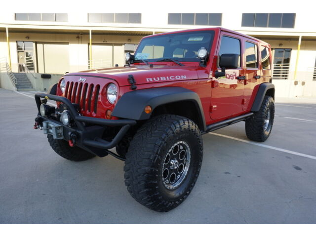 11 jeep wrangler unlimited rubicon 4x4 custom 4wd rebuilt salvage 13 14 truck used jeep. Black Bedroom Furniture Sets. Home Design Ideas