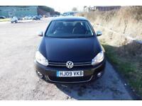 2009 Volkswagen Golf 1.4 TSI GT 5dr