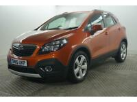 2015 Vauxhall Mokka EXCLUSIV S/S Petrol orange Manual