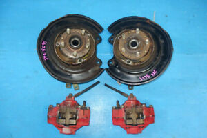 JDM Subaru Impreza WRX Rear 2 Pot Calipers 1993-2007 Forester