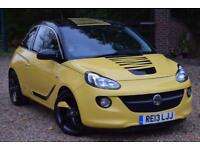 2013 13 VAUXHALL ADAM 1.4 SLAM 3D 98 BHP [EXTREME PACK 'JAMES BLONDE']