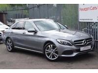 2016 Mercedes-Benz C Class C350e Saloon 2.0 PiH 6.4kWh 293 SS Sport Premium Plus