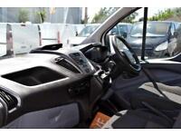 2014 Ford Transit Custom 2.2 TDCi 290 L1H1 Panel Van 5dr Diesel white Manual