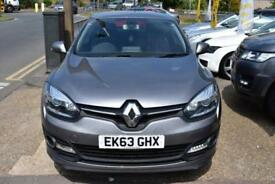 BAD CREDIT CAR FINANCE AVAILABLE 2013 63 RENAULT MEGANE 1.5 DYNAMIQUE TOMTOM