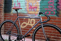 Fixie Bikes - Regal Bicycles - Fixed Gear Bikes