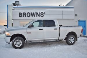 2011 Ram 2500 SLT - W/Satellite Radio & A/C