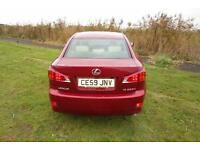 2009 Lexus IS 220d 2.2 TD SE-I 4dr