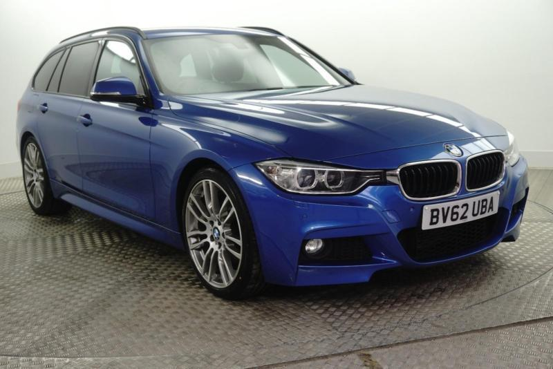 2012 BMW 3 Series 330D M SPORT TOURING Diesel blue Automatic