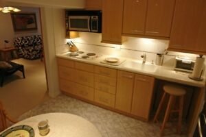 Day / week / monthly, fully furnished off Shore Dr., Bedford, NS
