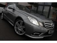 Mercedes E220 CDI BLUEEFFICIENCY SPORT-FULL MERCEDES SERVICE HISTORY
