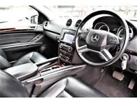 2012 Mercedes-Benz GL Class 5.5 GL500 Sport 5dr Petrol black Automatic