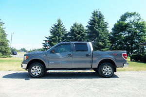 2012 Ford F-150 XTR 4x4- Super Crew.  4 NEW TIRES & ONE OWNER!!