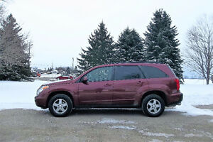 2007 Suzuki XL-7 AWD- Just 122K!!  7 PASSENGER & 4 NEW TIRES!!