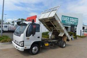 ISUZU NPR 200 ** TIPPER ** AUTOMATIC ** #5001 Archerfield Brisbane South West Preview
