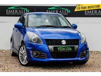 2015 15 SUZUKI SWIFT 1.6 SPORT 5D 136 BHP