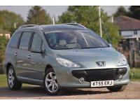 Peugeot 307 SW 1.6HDi 2006MY SE