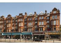 Studio flat in Finchley Road, London