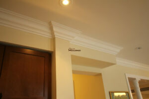 CROWN MOULDING INSTALLATIONS