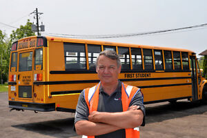 Part Time School Bus Drivers Needed