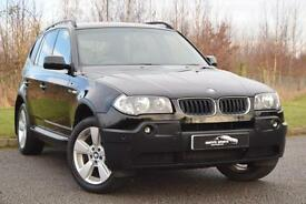 BMW X3 2.0d 2006MY Sport
