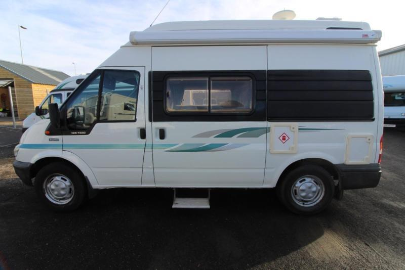 Auto Sleeper Duetto 2 Berth Campervan for sale