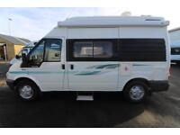 Auto Sleeper Duetto 2 Berth Campervan for sale
