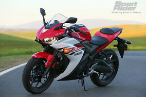 Yamaha R3 For Sale $3200