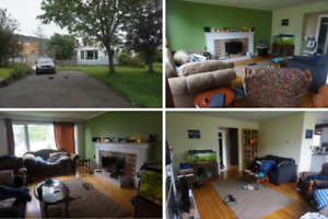 1 bedR in a 4 bedR house. Sublet. 600 all included