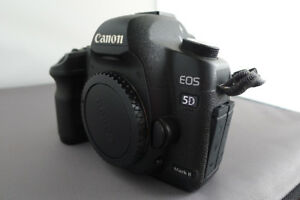 Canon 5d MkII Price reduced from $1250 to $950 for quick sale
