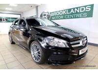 Mercedes A Class A180 1.5 CDI BLUEEFFICIENCY AMG SPORT [5X MERCEDES SERVICES, LE