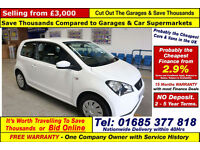 2013 - 63 - SEAT MII 1.0 PETROL 3 DOOR HATCHBACK (GUIDE PRICE)