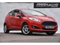 2013 Ford Fiesta 1.6 Zetec Powershift 3dr