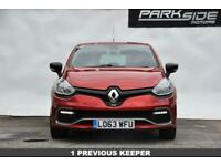 2014 Renault Clio 1.6 RENAULTSPORT LUX 5d 200 BHP Hatchback Petrol Automatic