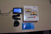 TomTom GPS Navigation System