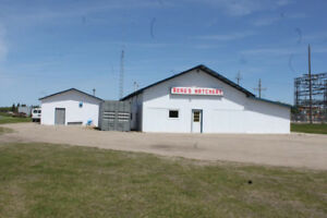 Berg's Hatchery for Sale East of Russell, MB!