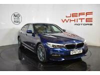 2017 BMW 5 Series 530e M Sport 4dr Auto Saloon Petrol/PlugIn Elec Hybrid Automat