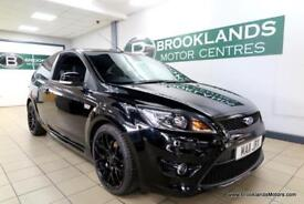 Ford Focus 2.5 ST-3 [SAT NAV, LEATHER and HEATED SEATS]