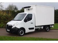 Vauxhall Movano Freezer Box