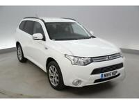 Mitsubishi Outlander 2.0 PHEV GX3h 5dr Auto [Leather]
