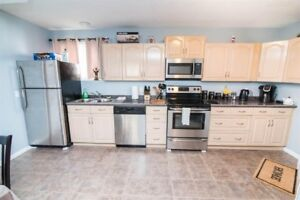 Fully furnished basement suite / garage in upscale neighborhood!
