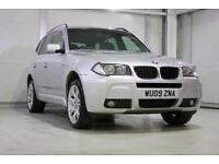 2009 BMW X3 2.0D M Sport, BMW Service History