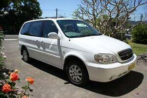 2004 Kia Carnival Wagon Wingham Greater Taree Area Preview
